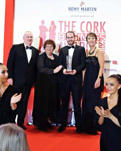 Member-focused Ballincollig Credit Union shines bright at awards!