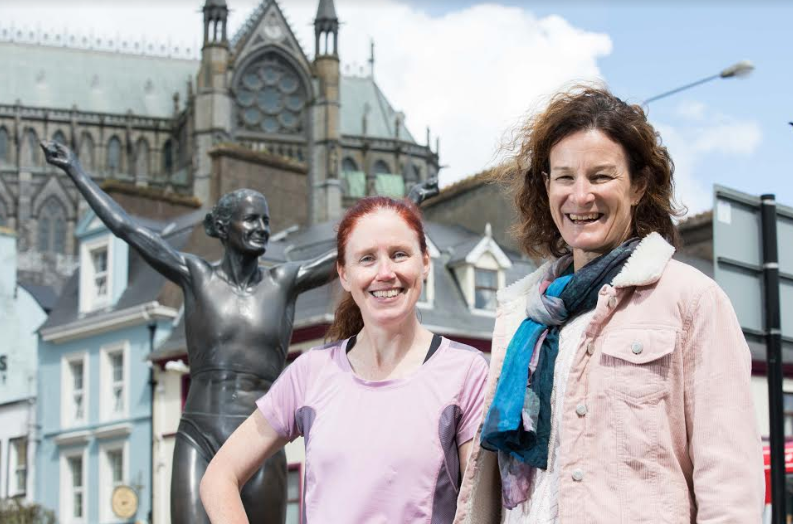 A play about Cork athlete, Sona O'Sullivan is hitting The Everyman this summer