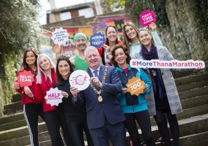 The Irish Examiner Cork City Marathon was officially launched this week and you can register now