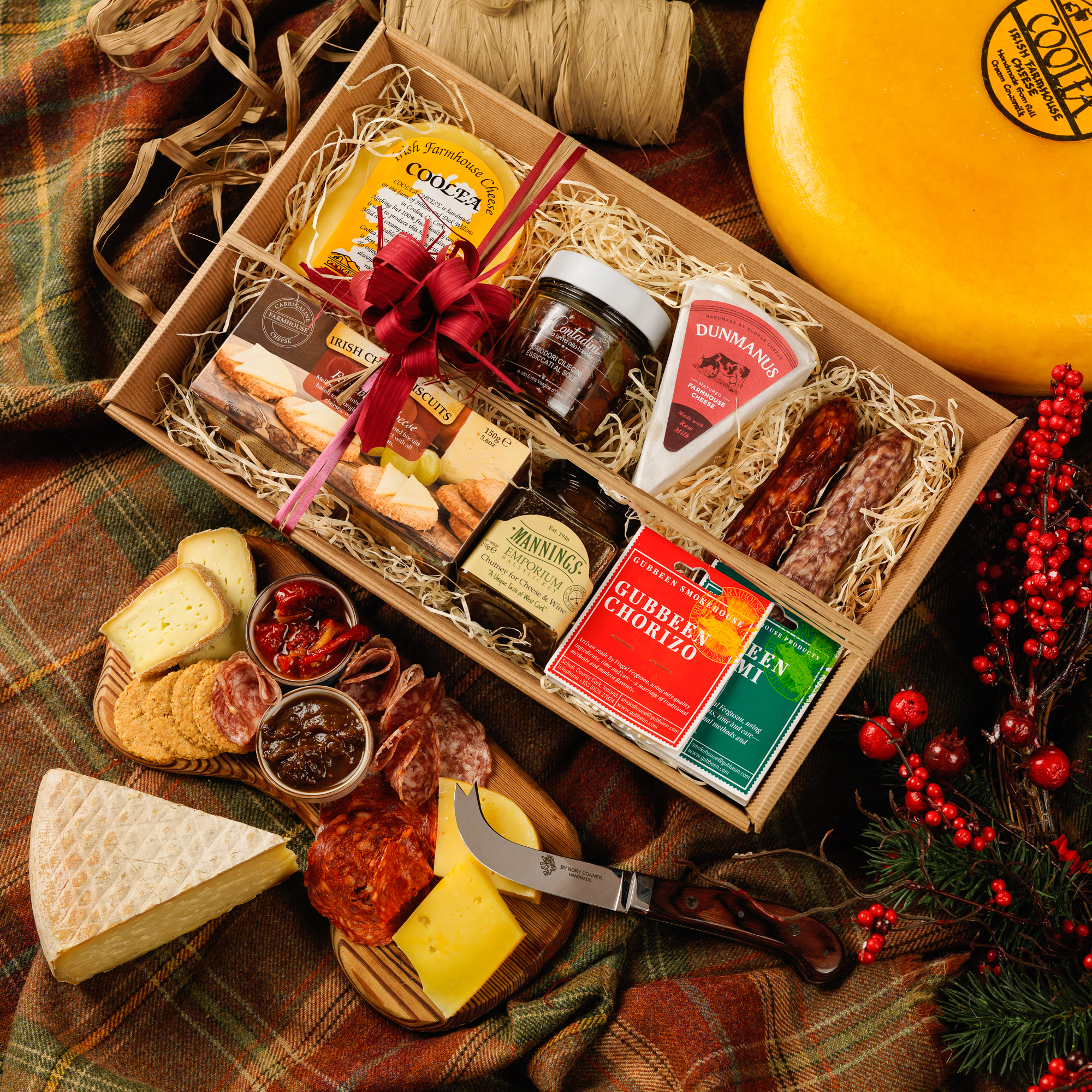 Christmas Hampers.Time To Order Your Christmas Hampers With Manning S Emporium