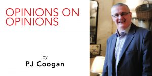 PJ Coogan – Opinions on Opinions – Bessborough – We Must Know What Lies Beneath….