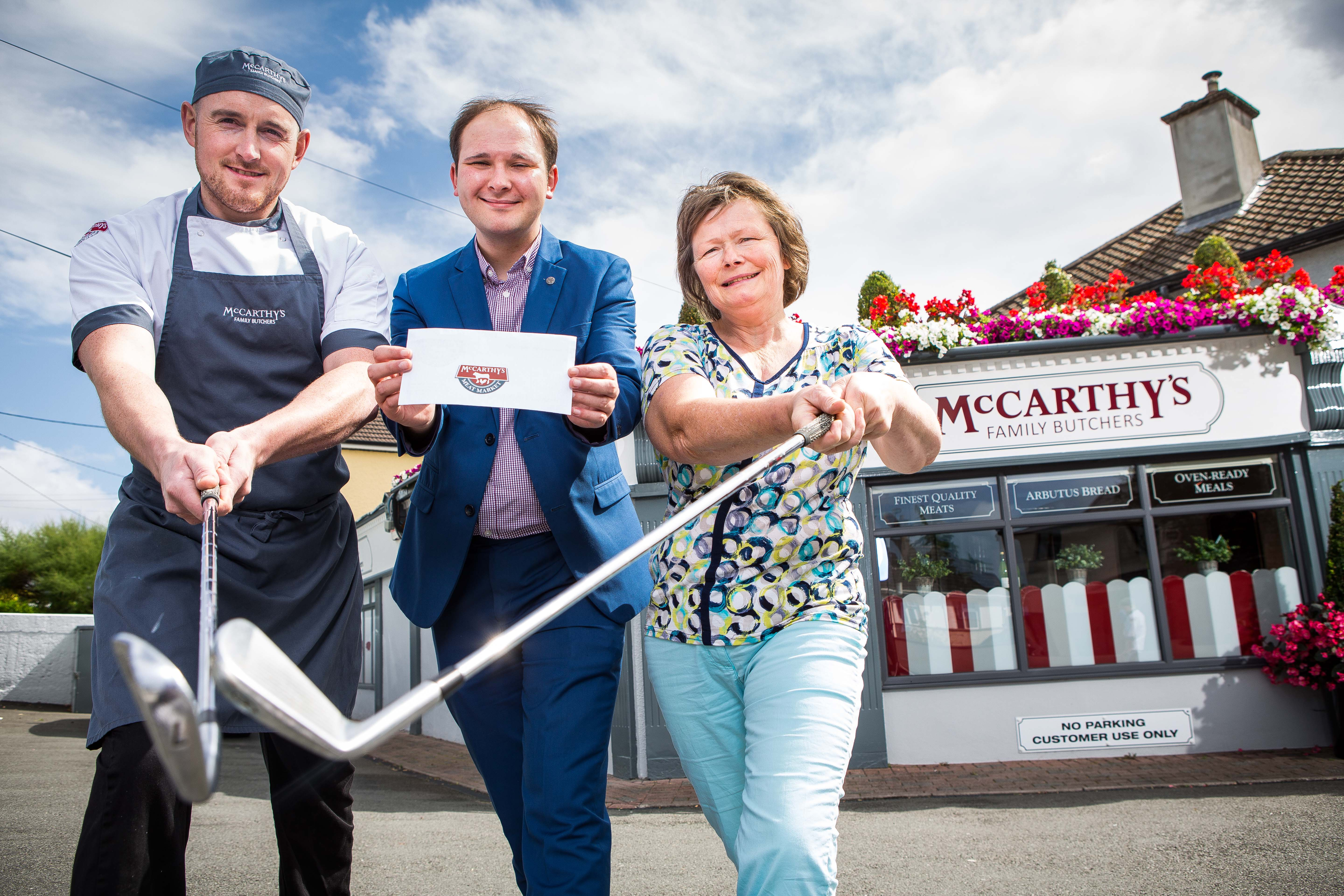 Julie O'Neill Ring of Kerry Golf Classic launched in aid of