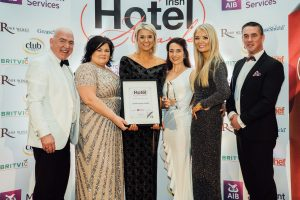 A Collection of Trophies: The Talbot Collection wins big at annual Irish Hotel Awards, scooping eight prestigious accolades for outstanding performance