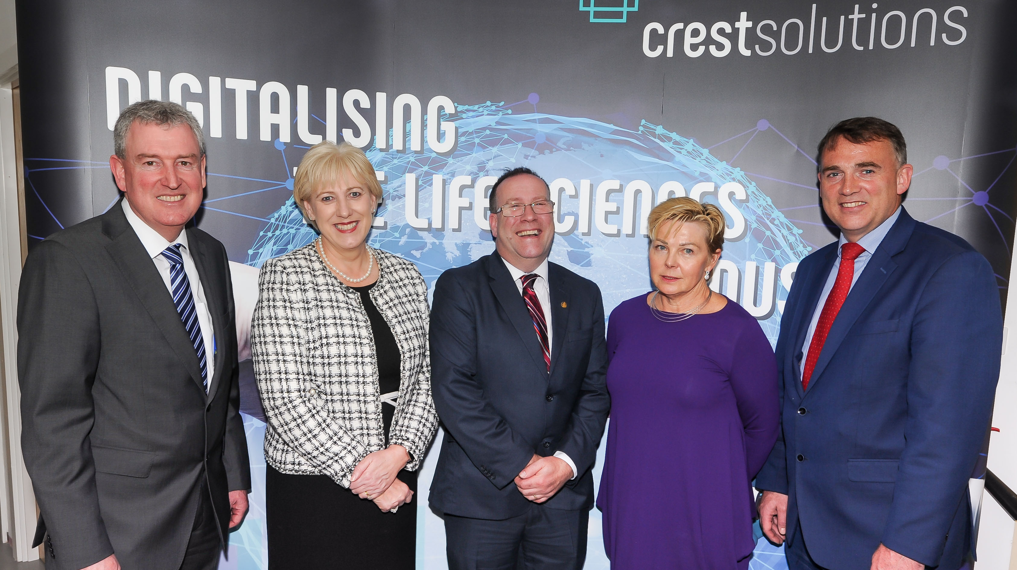 Crest Solutions announces 80 new jobs with further growth forecast