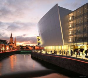 Cllr. Ken O' Flynn calls for a contingency plan if the Cork Events Centre does not go ahead