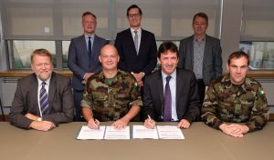 Irish Defence Forces invest in new Toyota Land Cruisers